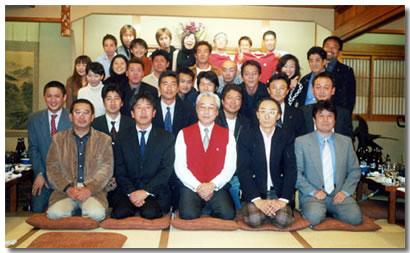 小柴靖夫先生還暦を祝う会