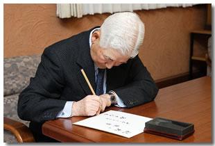 日本銀行総裁 福井 俊彦氏