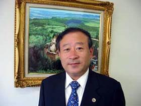 会長9月の挨拶「堺屋太一氏を迎えて」