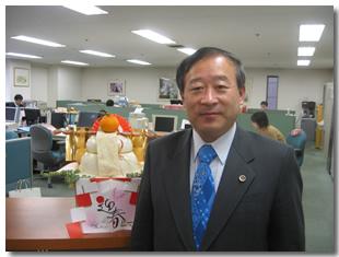 会長1月の挨拶 「謹 賀 新 年」