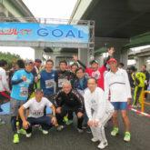 りんくうリレーマラソン2011